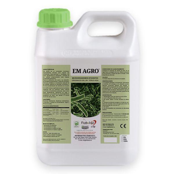 em agro. microorganimos efectivos